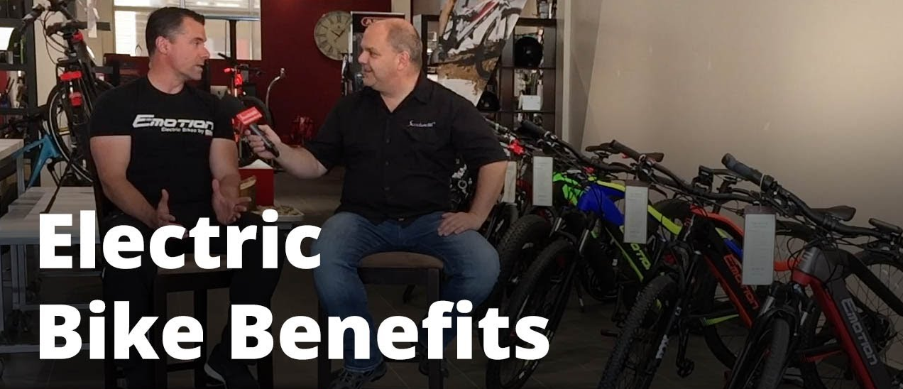e-bike benefits in 2019