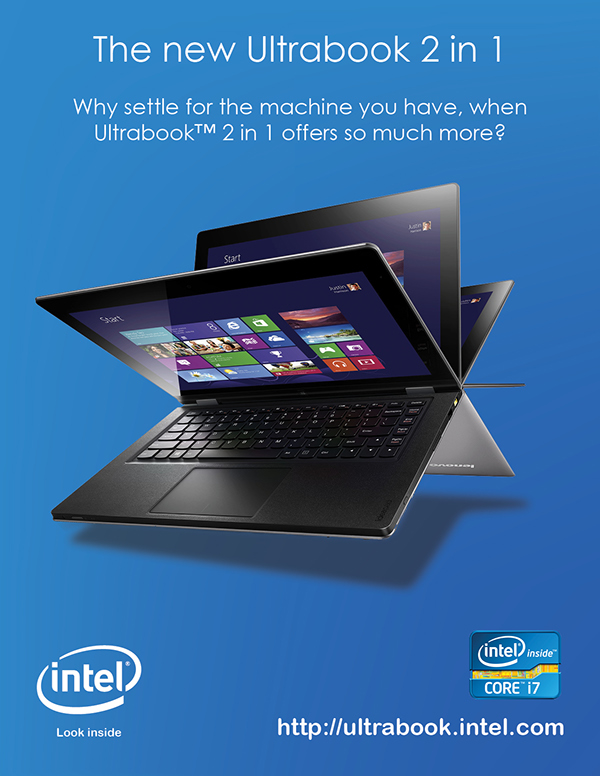 Intel notebook